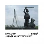 Kafelek Warszawa program indywidualny